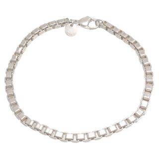 Tiffany & Co. - ティファニーブレスレット ベネチアン リンク ブレスレット シルバー925