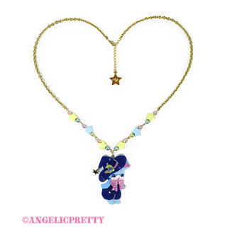 Angelic Pretty - Angelic Pretty Little Witchはにかみベアネックレス