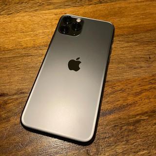 アイフォーン(iPhone)のiPhone11 pro 256GB simフリー(スマートフォン本体)