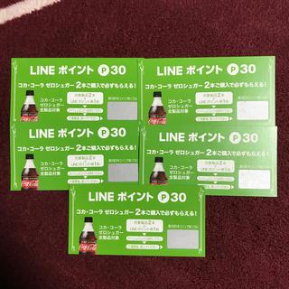 コカコーラ(コカ・コーラ)のLINEポイント(ショッピング)
