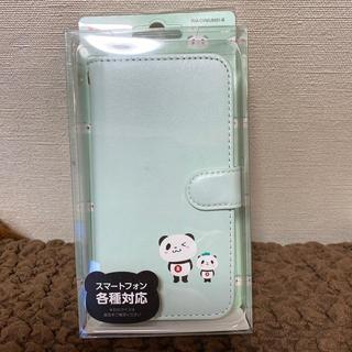 ラクテン(Rakuten)のおかいものパンダ スマートフォン用マルチケース(モバイルケース/カバー)
