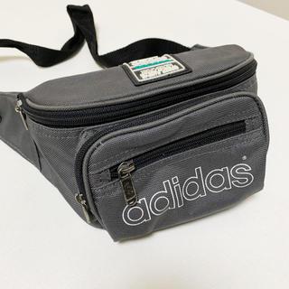 adidas - 90s アディダス ウエストポーチ ショルダーバッグ adidas