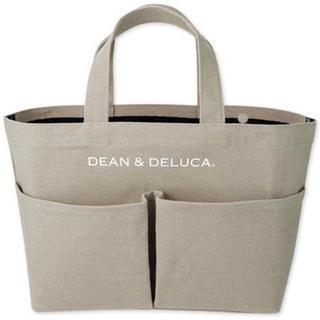 DEAN & DELUCA - DEAN&DELUCA キャンバストートバッグ