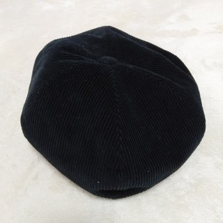 レイビームス(Ray BEAMS)のレイビームス コーデュロイベレー帽(ハンチング/ベレー帽)