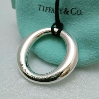 Tiffany & Co. - ティファニーネックレス セビアナ925 35ミリ