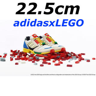 アディダス(adidas)の新品 adidas LEGO azx zx8000 22.5cm(スニーカー)
