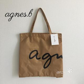 agnes b. - アニエス・ベー エコバッグ *ベージュ