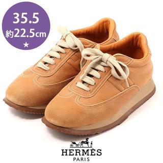 エルメス(Hermes)のエルメス クイック スニーカー 35.5(約22.5cm)(スニーカー)