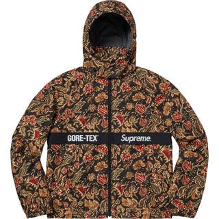Supreme - Supreme GORE-TEX Court Jacket XL Flower