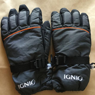 グローブ スキー手袋 イグニオ 140cm(ウエア/装備)