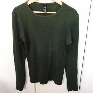 ギャップ(GAP)のGAPの長袖カットソー (Tシャツ(長袖/七分))