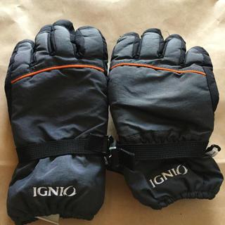 グローブ スキー手袋 イグニオ 160cm(ウエア/装備)