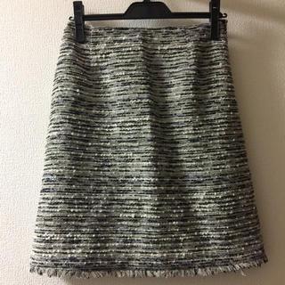 アナイ(ANAYI)のアナイ ツイードスカート (ミニスカート)