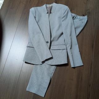 ORIHICA - 【RHYME】スタンドカラー パンツスーツ