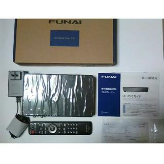 フナイ 新4k衛星放送対応 テレビチューナー FT-4KS10