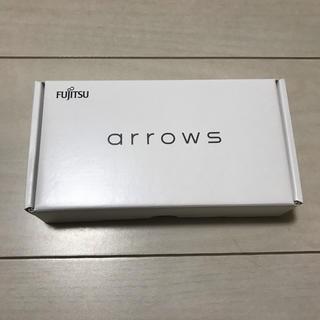 フジツウ(富士通)のarrows RX ゴールド(スマートフォン本体)