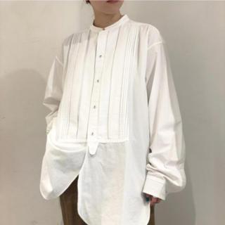 トゥデイフル(TODAYFUL)のタックドレスシャツ トゥデイフル TODAYFUL(シャツ/ブラウス(長袖/七分))