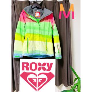 ロキシー(Roxy)の【美品】ロキシー ROXY  スノボウェア スキーウェア スキーウェア Mサイズ(ウエア/装備)