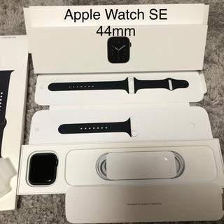 Apple - Apple Watch SE 44mm GPSモデル