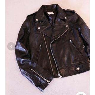 トゥデイフル(TODAYFUL)のTODAYFUL  Leather Riders JK/36(ライダースジャケット)
