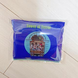 Disney - 新品 ディズニーシー エコバッグ ブルー ミッキー ミニー