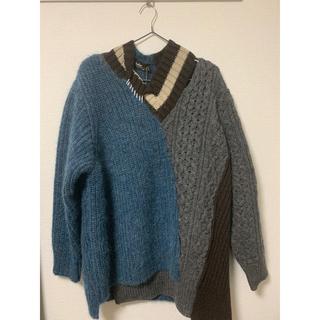 kolor - kolor 20AW knit サイズ3