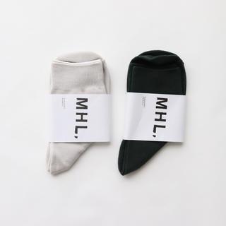MARGARET HOWELL - 【新品未使用タグ付き】MHL エムエイチエル ソックス 靴下セット