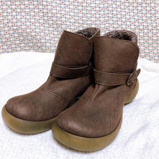 リゲッタ(Re:getA)のリゲッタ Re:getA  靴 ショートブーツ 新品 茶色(ブーツ)