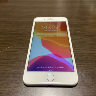 アイフォーン(iPhone)のiPhone 8 plus 256GB SIM解除済み(携帯電話本体)
