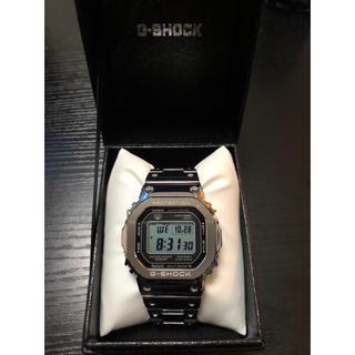 ジーショック(G-SHOCK)のGショック フルメタル GMW-B5000D-1JF(腕時計(デジタル))