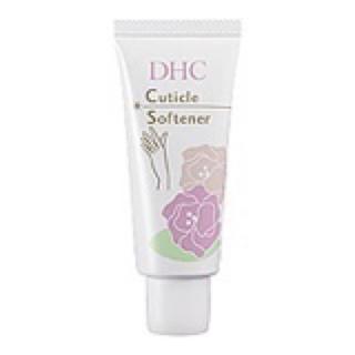 ディーエイチシー(DHC)の【美品】DHC キューティクルソフナー(甘皮柔軟液)(ネイルケア)
