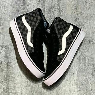 ヴァンズ(VANS)のVans Sk8-Hi Reissue  ズック靴(スニーカー)