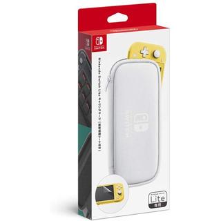 ニンテンドースイッチ(Nintendo Switch)の【新品】Nintendo Switch Lite キャリングケース(その他)