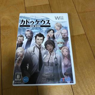 ウィー(Wii)のカドゥケウス ニューブラッド Wii(家庭用ゲームソフト)