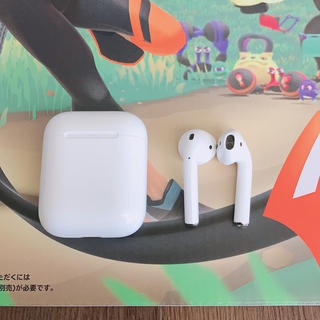 Apple - AirPods(Apple正規品)