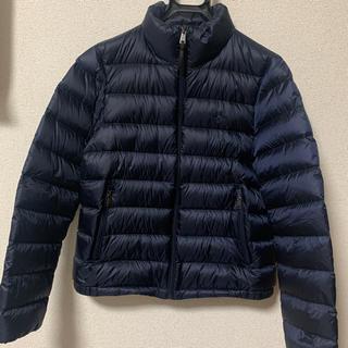 ポロラルフローレン(POLO RALPH LAUREN)のポロラルフローレン ダウンジャケット パッカブル 紺色(ダウンジャケット)
