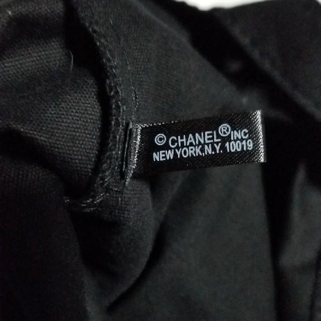 CHANEL(シャネル)のCHANEL ✨ノベルティ✨トートバッグ エンタメ/ホビーのコレクション(ノベルティグッズ)の商品写真