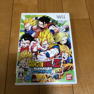 ウィー(Wii)のドラゴンボールZ スパーキング! メテオ Wii(家庭用ゲームソフト)