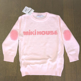 mikihouse - ミキハウスセーター