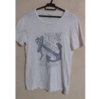 ラルフローレン(Ralph Lauren)のRALPH LAUREN プリント Tシャツ レディース S~Mサイズ(Tシャツ(半袖/袖なし))