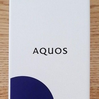 SHARP - 新品未使用 AQUOS sense3 lite ブラック 64 GB
