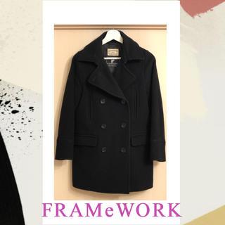 フレームワーク(FRAMeWORK)のFRAMeWork コート(ピーコート)