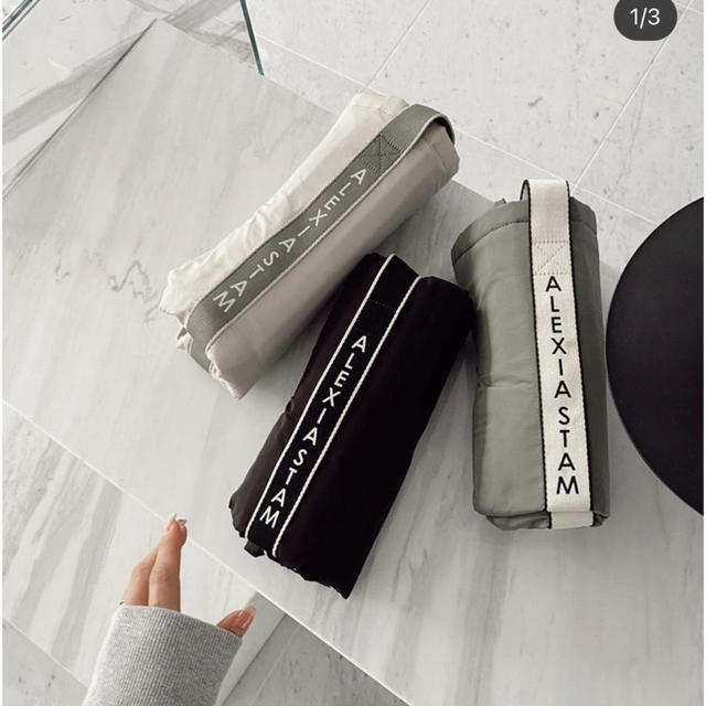 ALEXIA STAM(アリシアスタン)の保冷バック レディースのバッグ(エコバッグ)の商品写真