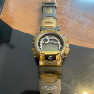ジーショック(G-SHOCK)のGショック ベゼルとバンド(腕時計(デジタル))