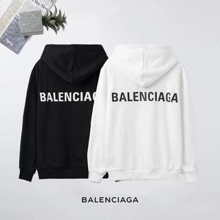 Balenciaga - BALENCIAGA 男女兼用パーカー #8511「2枚14000円送料込み」