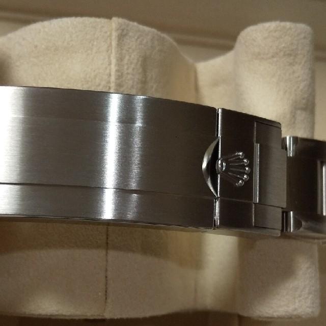 ROLEX(ロレックス)のROLEX新品未使用②116610LV グリーンサブマリーナ 並行店購入 メンズの時計(腕時計(アナログ))の商品写真