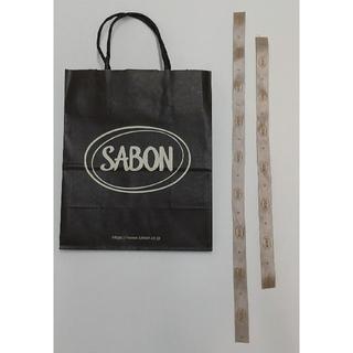 サボン(SABON)のSABON サボン シップ袋+リボン2本(ショップ袋)
