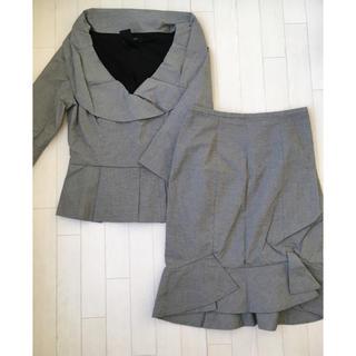 ダブルスタンダードクロージング(DOUBLE STANDARD CLOTHING)のヴァニラクチュール   セットアップ スーツ(セット/コーデ)