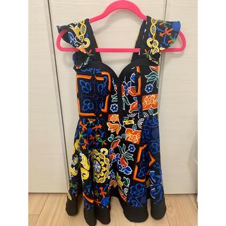 アン(an)のドレス(ひざ丈ワンピース)