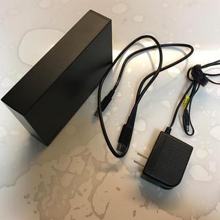 アイオーデータ(IODATA)のIO-DATA HDCL-UT2.0KC 外付USB-HDD 2TB(PC周辺機器)
